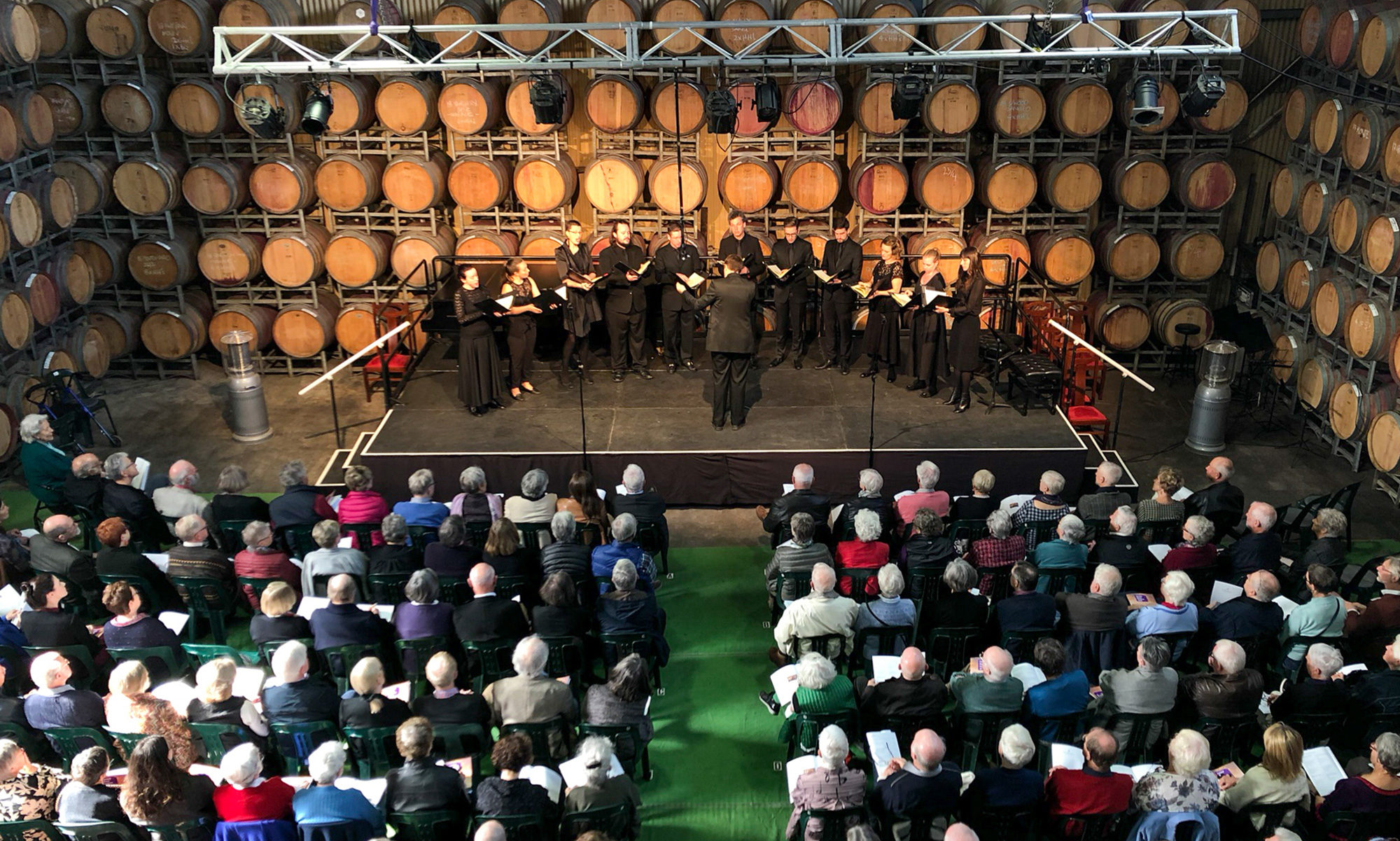 McLaren Vale Music Festival Association